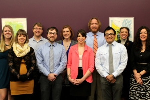 The CIP Employment Team